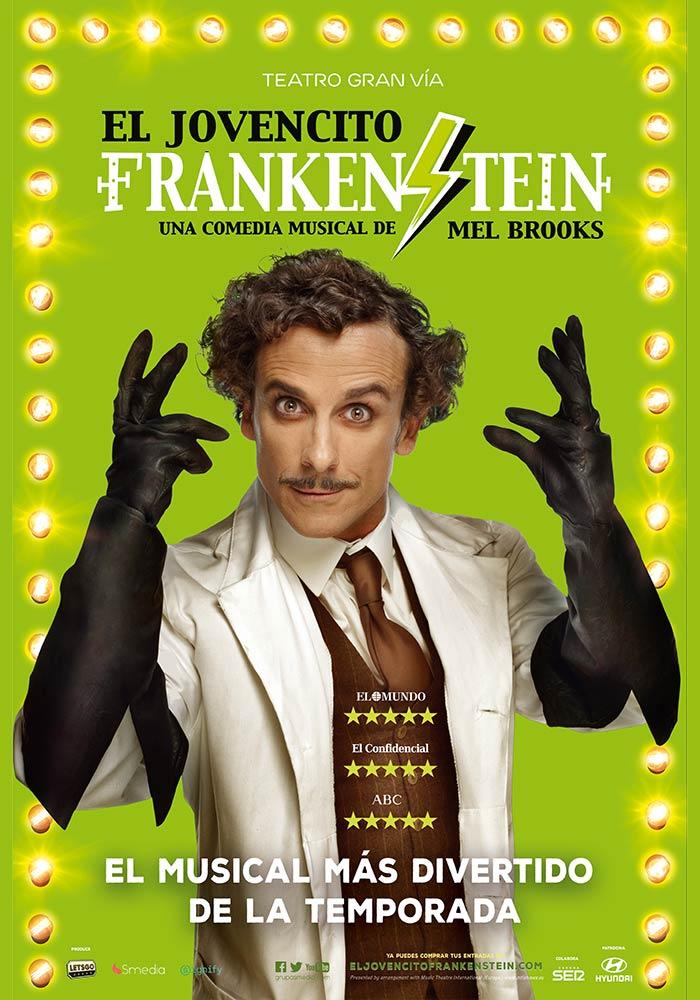 El jovencito Frankestein