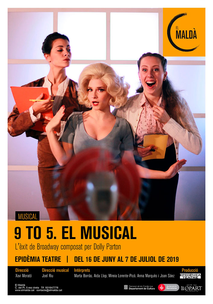 9 to 5. El musical